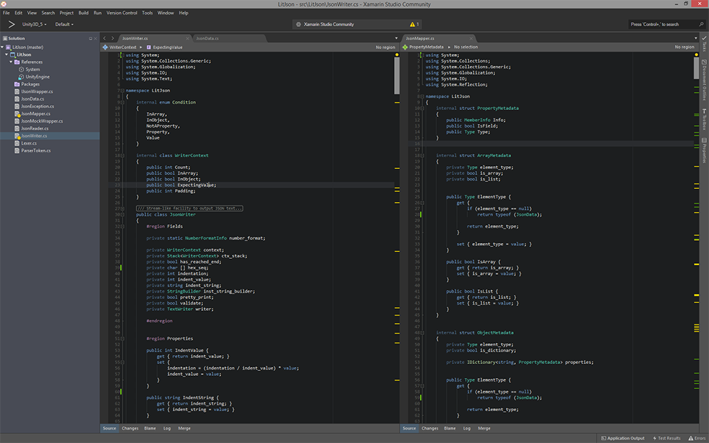Xamarin 6 (from Beta channel) and Gtk# version – Stuff